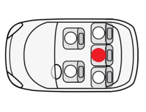 куда лучше установить автокресло в автомобиле