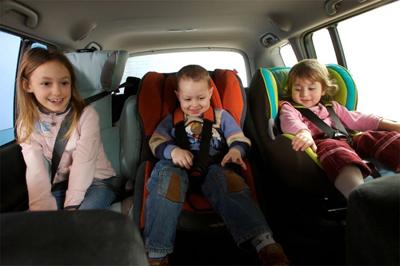 Як вибрати автокрісло для дитини