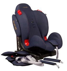 Как разобрать детское кресло siger