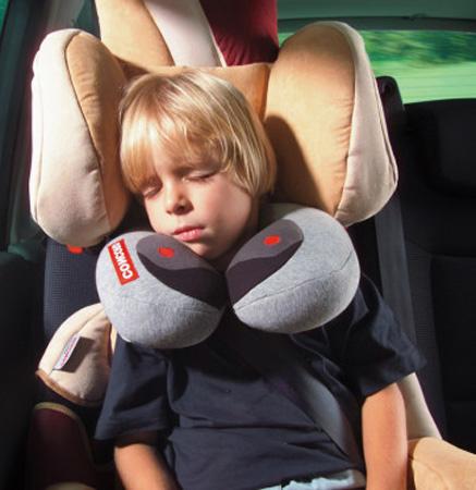 сон ребенка в автокресле