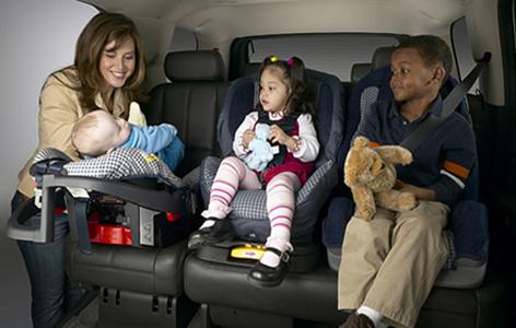 Как выбрать правильно детское автокресло